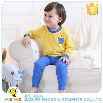 High quality knitted kids boys clothes clothing set body suit
