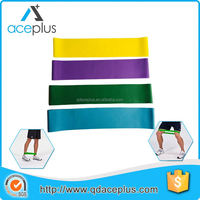 Adjustable ankle thin resistance bands