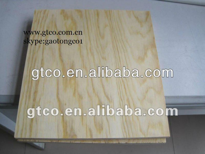Trade Assurance pressed wood sheet ,thin laminated ply wood