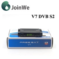 Joinwe 1080p Hd Digital Dvb-s2 Satellite Receiver Freesat V7 Fta Set Top Box