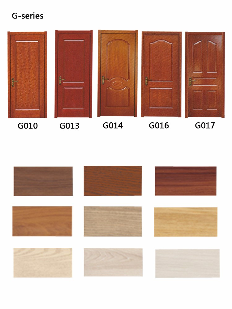 Manufacturer china narra wood plastic composite door for Door design narra