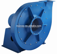 Chinese supply iron cast 9-19-5A 11kw high pressure centrifugal air blower