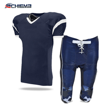 Wholesale customized american football jersey,ad custom team name& number full sublimation design american football jersey