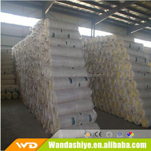 15kg/M3 glass wool roll with discount promotion to export Asia