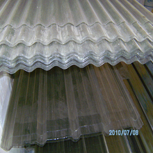 corrugated self clean polycarbonate sheet