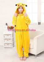 wholesale adult One piece heated custom unicorn Couple Onesie
