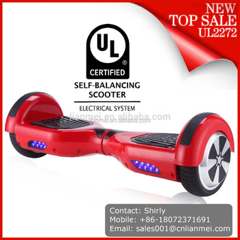 balance scooter/ hoverboard 6.5 inch/ Self Balance Scooter With Bluetooth With Bluetooth