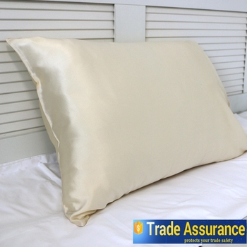 New Arrival Promotion Premium Natural Soft Silk Bedding Pillow Case