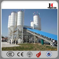 concrete mixer concrete batching plant HZS90 HZS75 HZS60 with ISO CE certification
