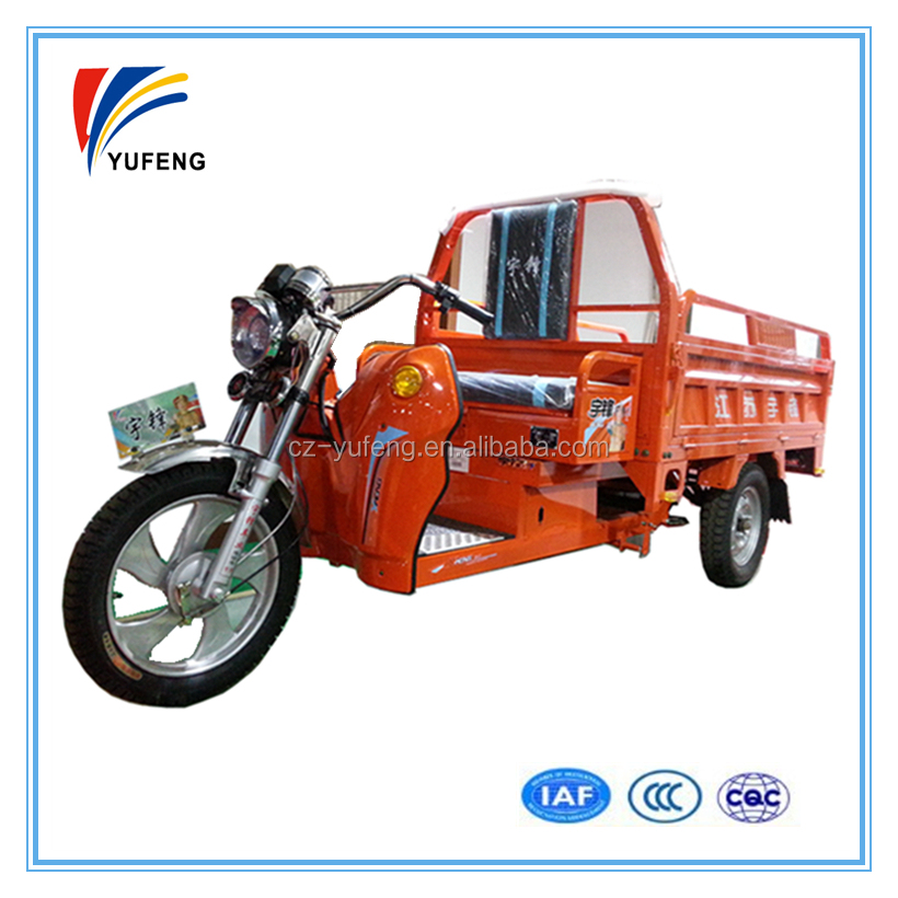 electric tricycle land cargo transportation
