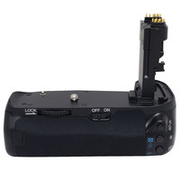 Camera Battery Grip Pack for Canon EOS 70D
