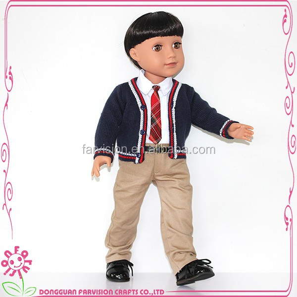 Young boy Doll 18 inch CE doll toys hobbies