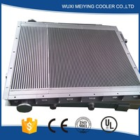 High quality design aluminum radiator core