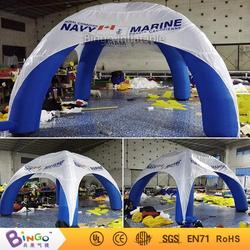 New design inflatable exhibition tent with high quality