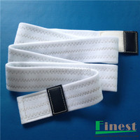Double Faced Loop,dual sided hook compatible loop strap for orthopedic bracing