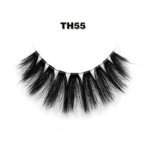 3D silk synthetic long lasting false eyelashes