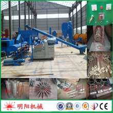 Factory wood sawdust powder charcoal briquetting making machine 008615039052280
