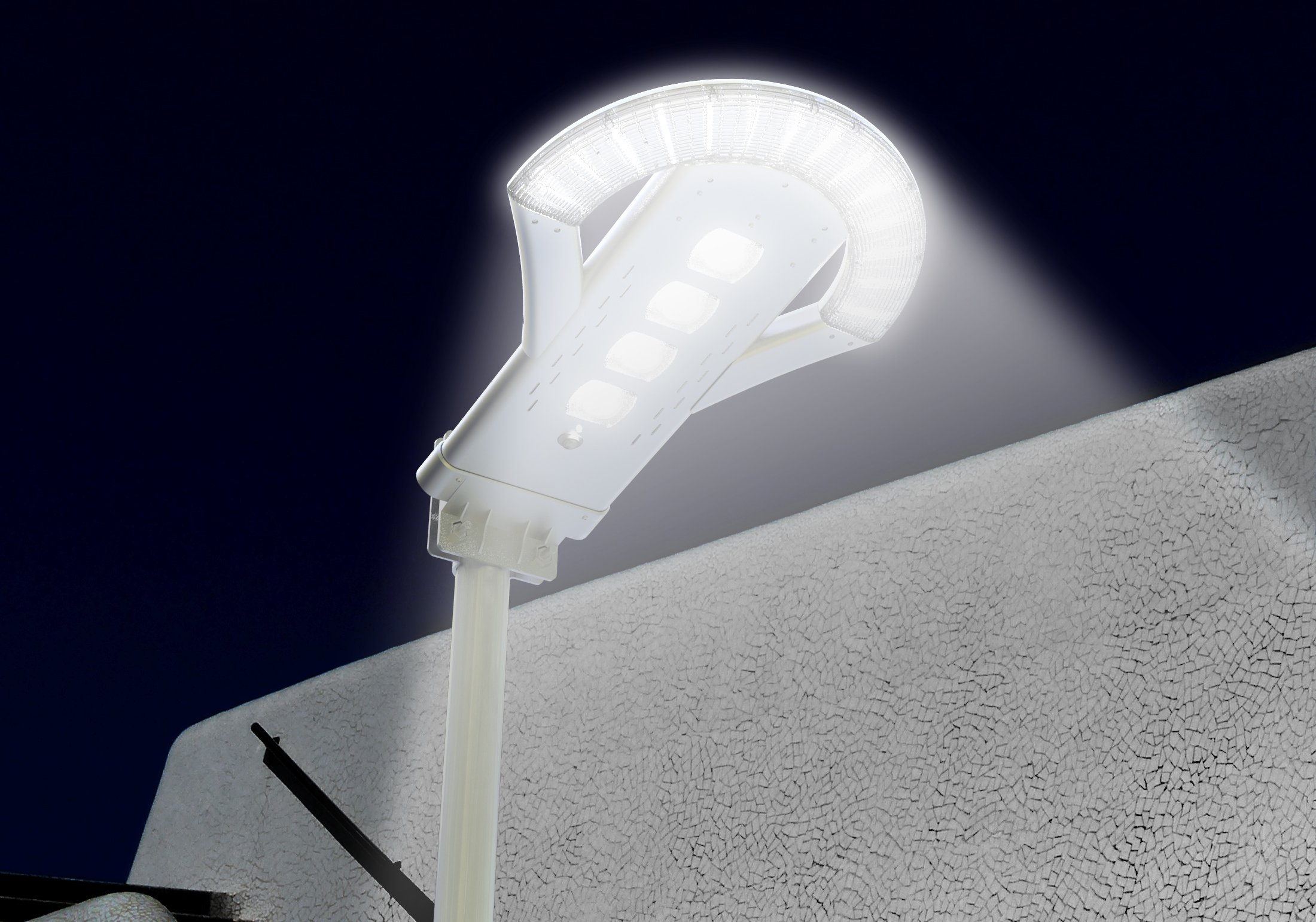 high quality solar led street light module With Good Service
