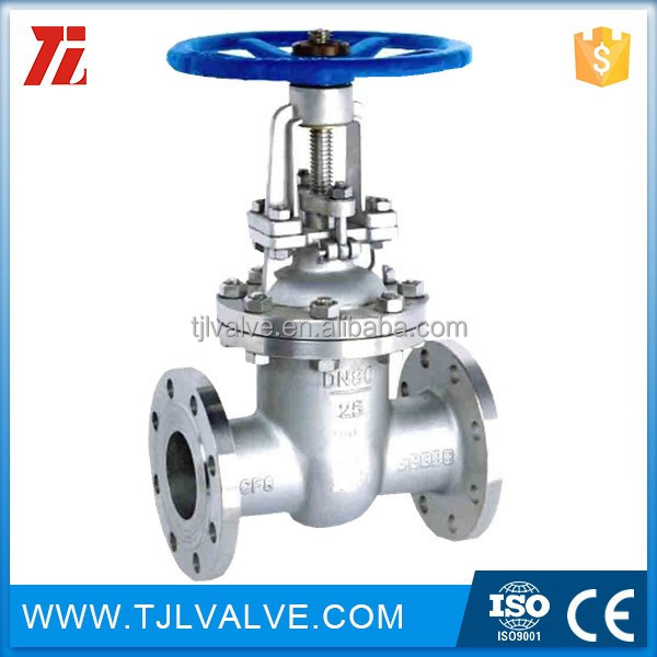 API stainless steel api cast steel gate valve stainless steel stem gate valve manufacturer rf flange or rtj flanged os&y
