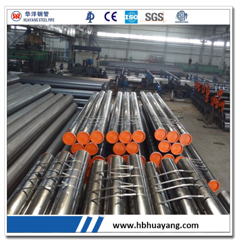 API 5L GR B tube pipe ERW Electric Resistance Welding water pipe