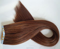 26 inches tape human hair extensions cheap tape hair extensions