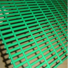 PVC coated welded wire mesh pannel