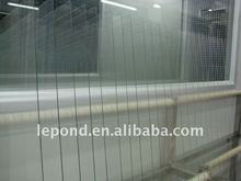 solar panel tempered glass with AR coating