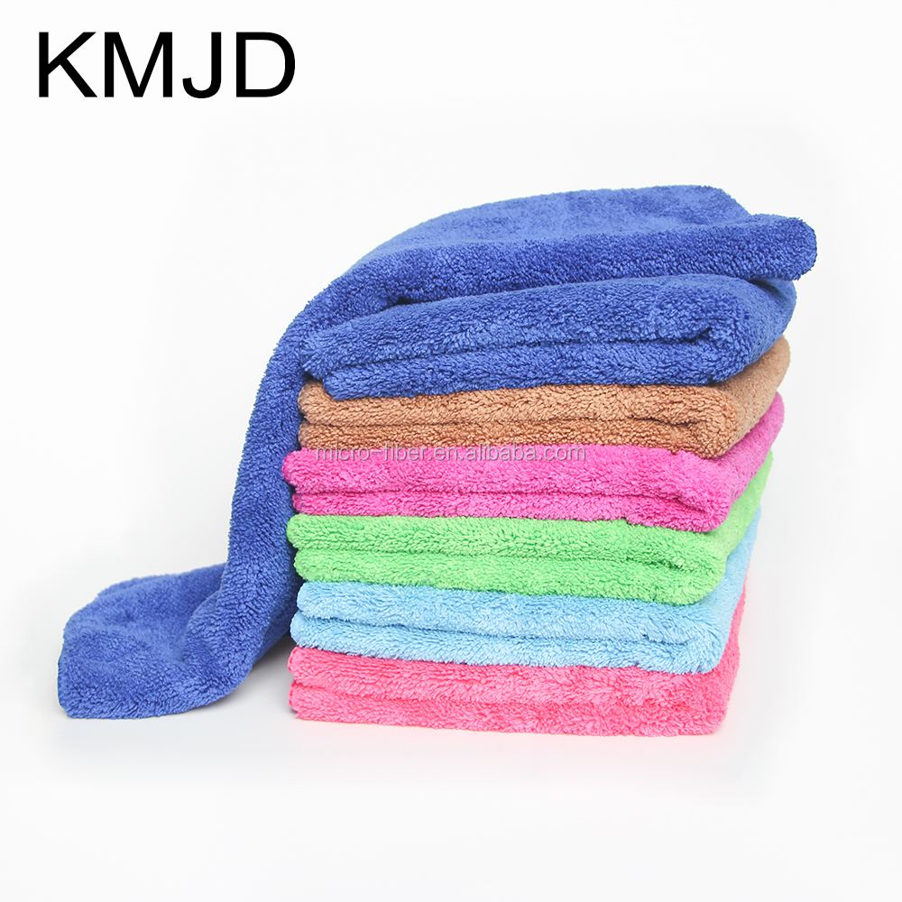 ultra fine fast drying microfiber car cleaning towel microfibre cloth