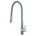 Moder new style water dispensing tap used in the kitchen