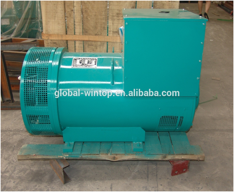 120KW biomass genset for power plant