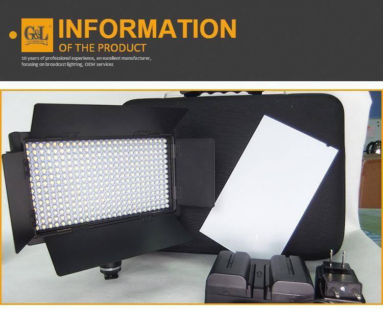 digital photographic light