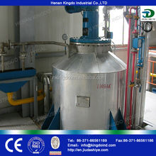 High Quality Rice Bran Oil Making Machinery with Turn key Plant