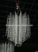 Meteor shower --hanging star for wedding and party decoration