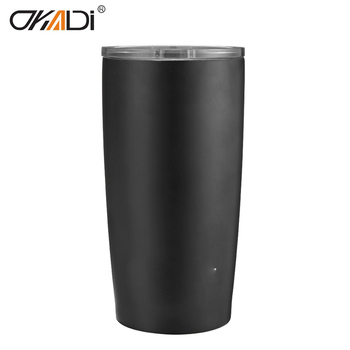 Popular 20 oz Stainless Steel Vacuum Insulated Tumbler travel coffee mug