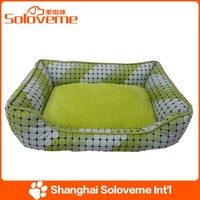 Hot sale new design snoozer cozy pet bed