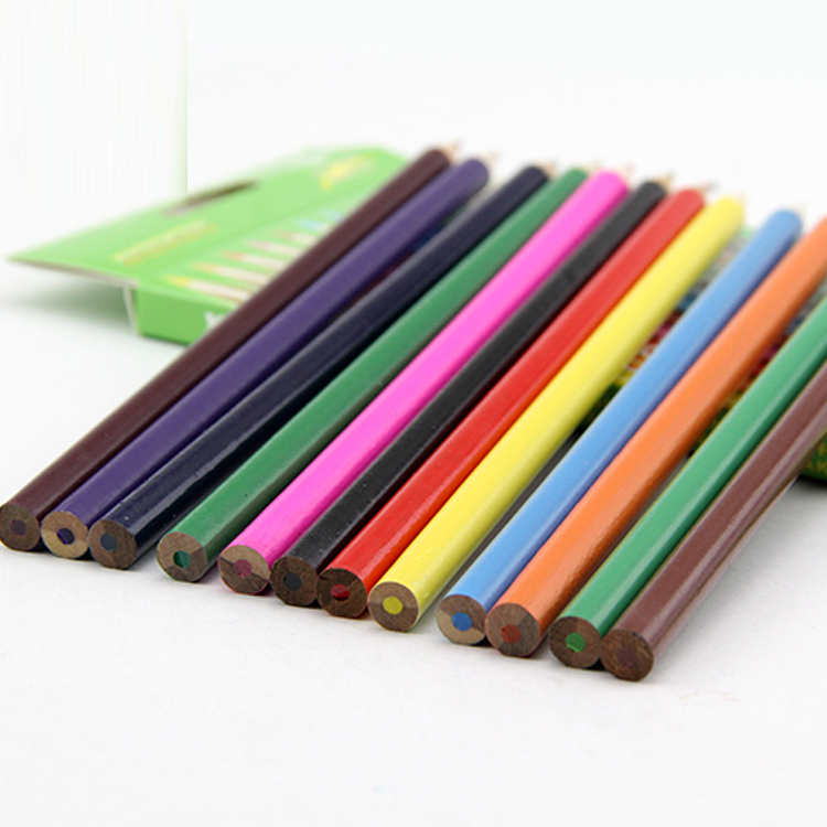 Custom Printed Color Pencils With Your Brand