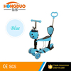Good Quality 5 In 1 Mini Scooter Foot Kick Scooter Kid Scooter