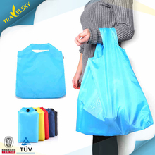 nylon foldable folding reusable shopping bag
