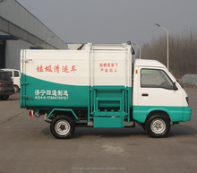 5 Ton Municipal Sanitation Refuse Equipment price/ Refuse Truck