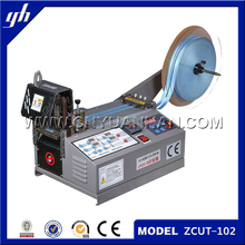Automatic polyester tape cutting polyamid & aramid tape cutting machine ZCUT-102