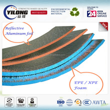 Heat resistant roofing sheets insulation foam