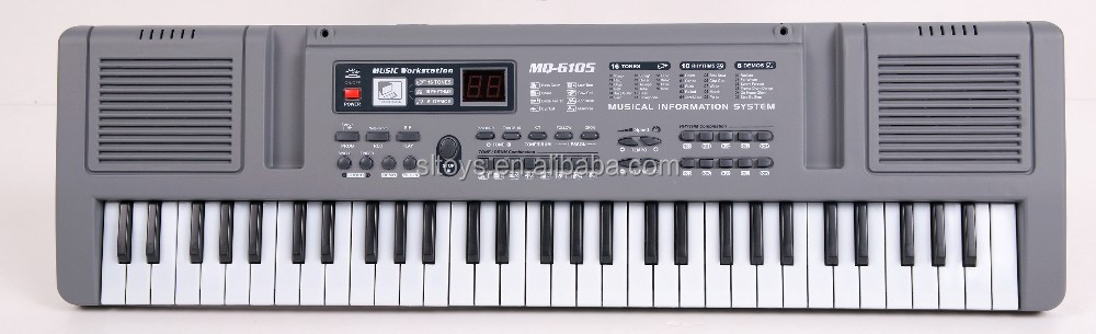 61 keys MQ-6105 cheap gift items