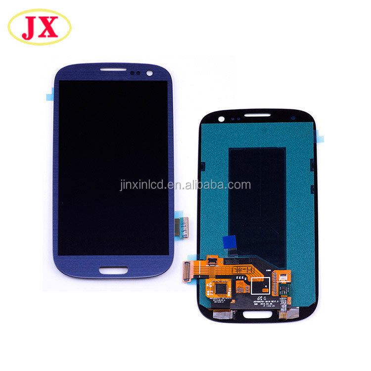 original new lcd screen replacement for samsung galaxy s3 i9300 display