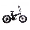 Top selling foldable bike fat tire beach cruiser snow bike electric bicycle china