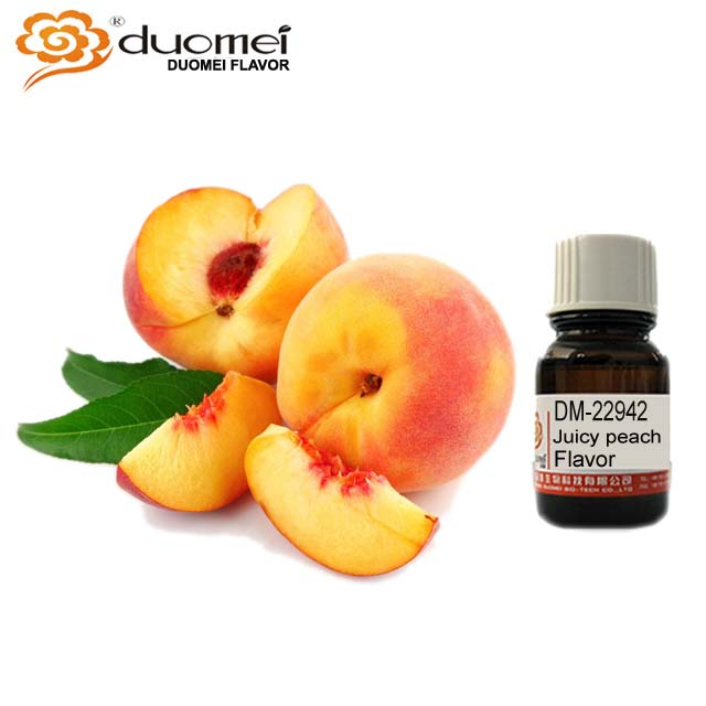 DM-22942 juice peach concentrated e flavors liquid smoke flavoring