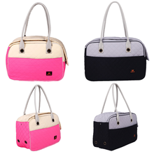 Nylon Pet Carrier Convenient Carry Bag For Travel Bags Dog Products Wholesale Pet Accessories