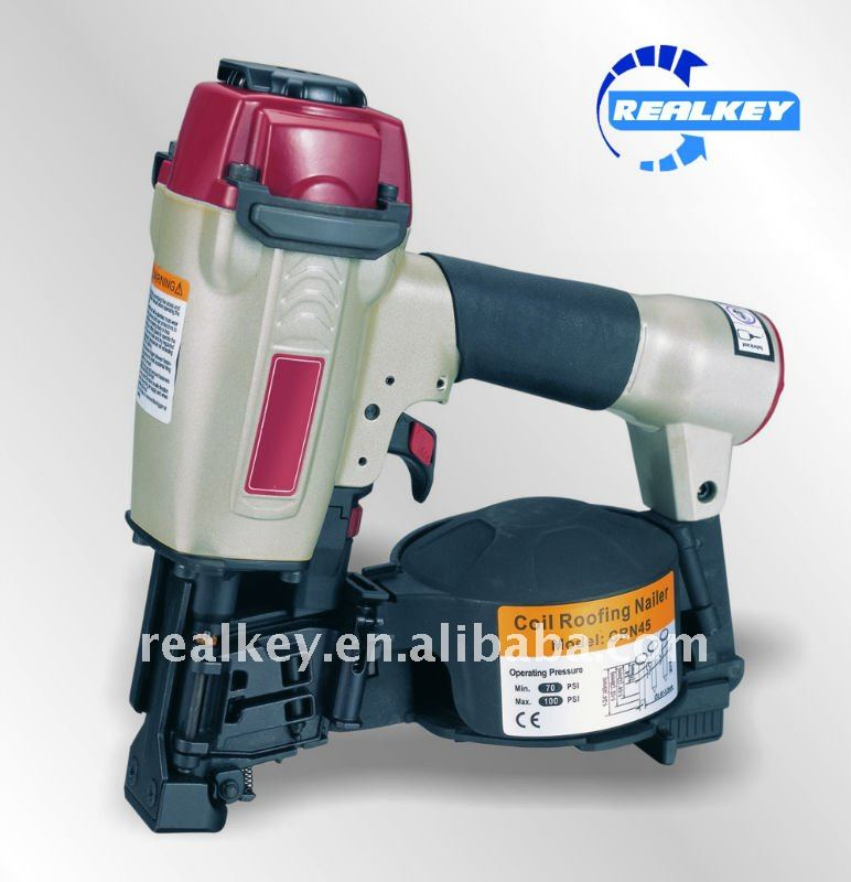 "1 3/4"" Roofing Coil Nailer CRN45"