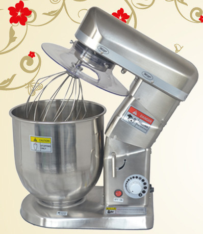 cheap dough mixer 10L stainless steel stand food mixer