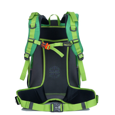 Fashion hiking backpack with and streamline design