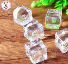 we factory can custom OEM/ODM your ice cube plastic design